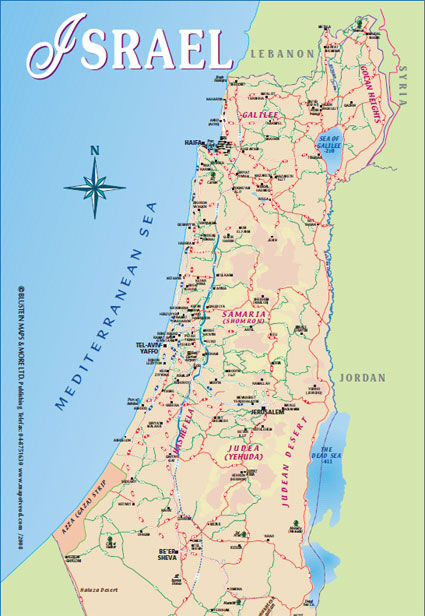 incorrect-map-of-israel