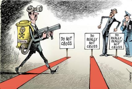 obama-assad