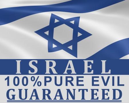 ISRAEL-PURE-EVIL