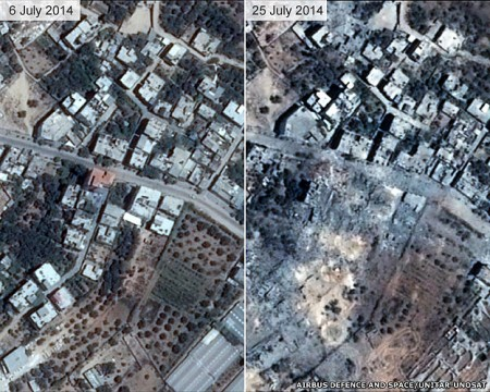 un-satellite-gaza